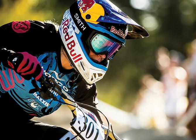 Jill Kintner, 2016 Queen of Crankworx - Sombrio Cartel Rider