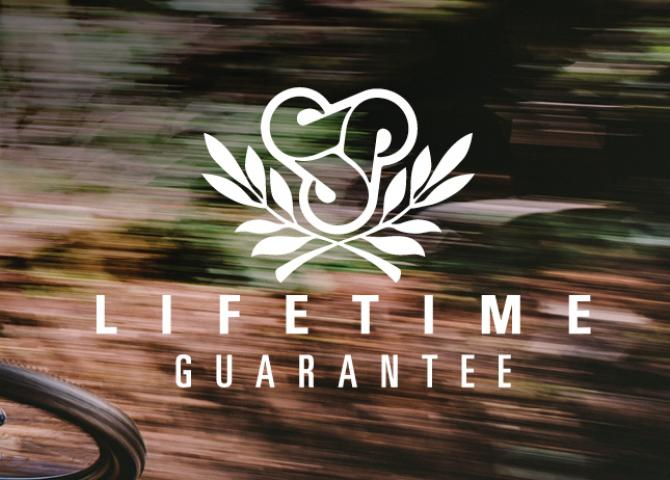 Sombrio Lifetime Guarantee